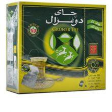 چای کیسه ای ۱۰۰عددی دوغزال سریلانکا