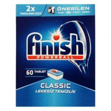 قرص ماشین ظرفشویی فینیش مدل Klassik ترکیه ۶۰ عددی