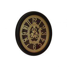 ساعت دیواری ساغر با طرح چرخدنده (Saghar)