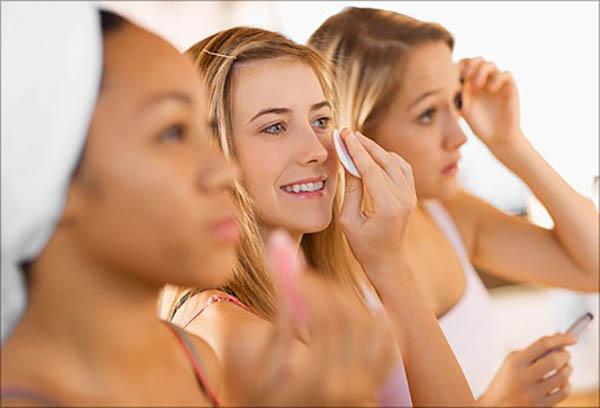 روش های مراقبت پوست