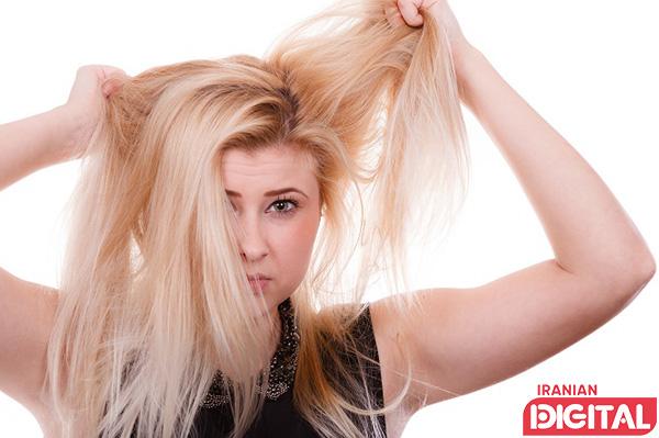 اشتباهات رایج در مراقبت مو