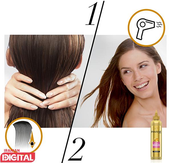 استفاده از سرم مو در مراقبت مو