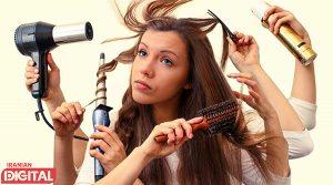 ۱۲ اشتباه رایج در فرآیند مراقبت مو