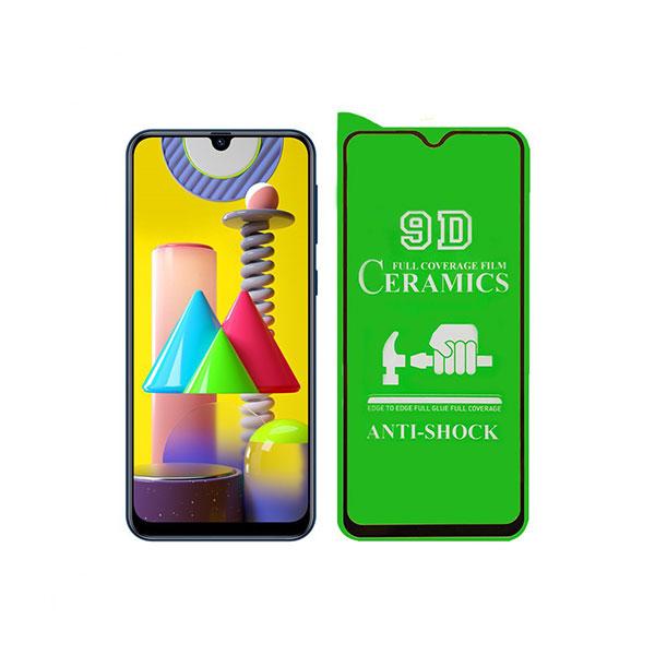 گلس سرامیکی صفحه نمایش گوشی شیائومی Poco M3