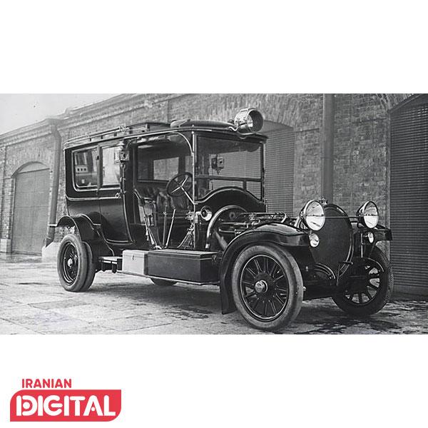 اولین نمونههای چراغ خودروی بوش