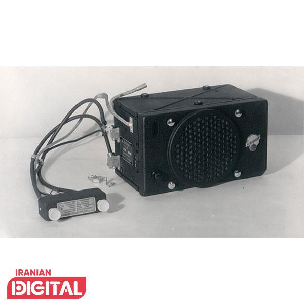 اولین نمونه رادیوی خودرویی بوش