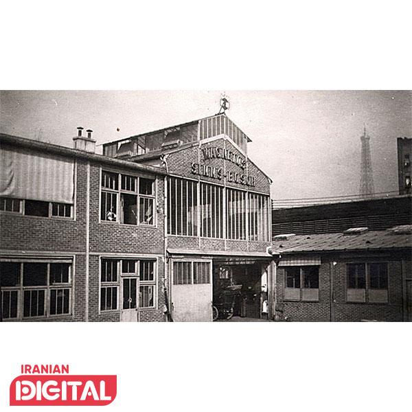 نمونه از کارخانه های اولیه شرکت بوش