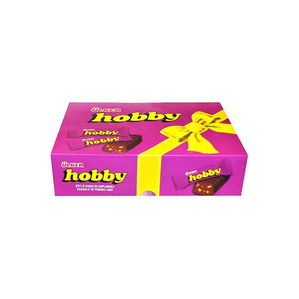 شکلات پذیرایی هوبی پذیرایی بسته 100 عددی ترکیه